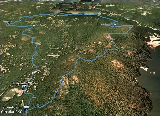 Stonetown Circular - Google Earth