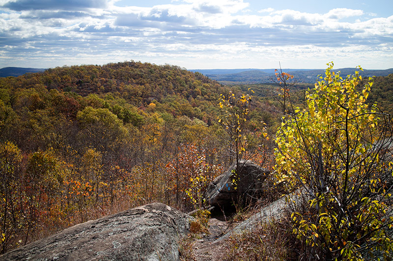 The North Jersey Trails Has All Of Norvin But Most Of This Hike Also  Appears On Jersey Highlands Trails.