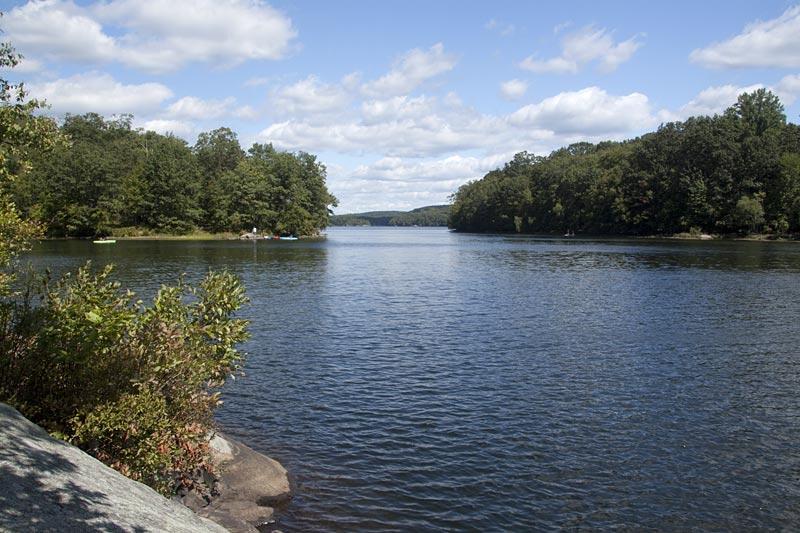 Splitrock Reservoir Loop Njhiking Com