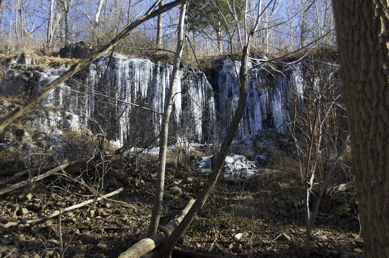 Watchung Reservation - Sierra Trail | njHiking.com on