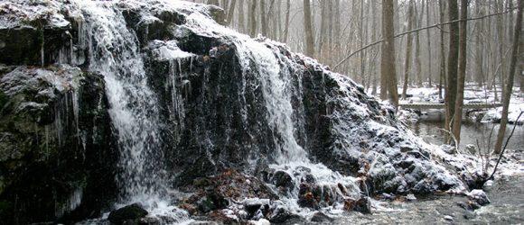 Turkey Mountain waterfall