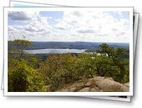 Wyanokie High Point, Carris Hill, Buck Mountain
