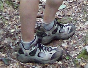 Hiking Footwear