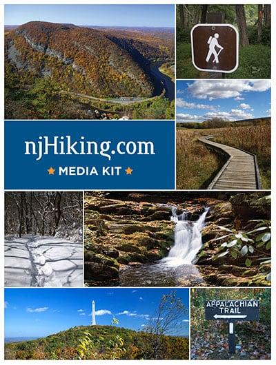 NJ HIking Media Kit
