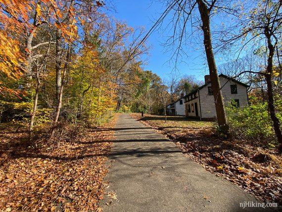 Deserted Village of Feltville