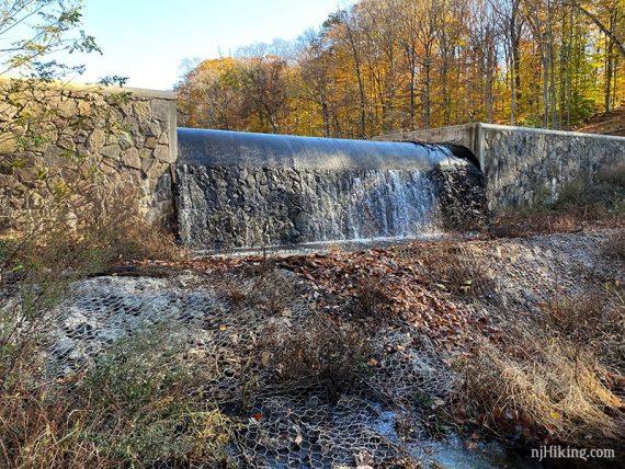 Lake Surprise Dam