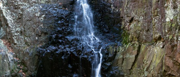 South Mountain Reservation –  Hemlock Falls