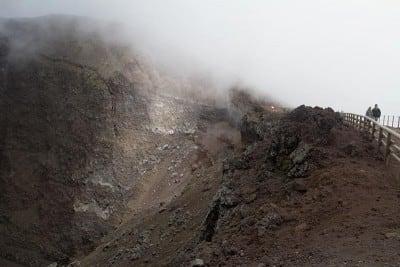 Hiking Mt. Vesuvius