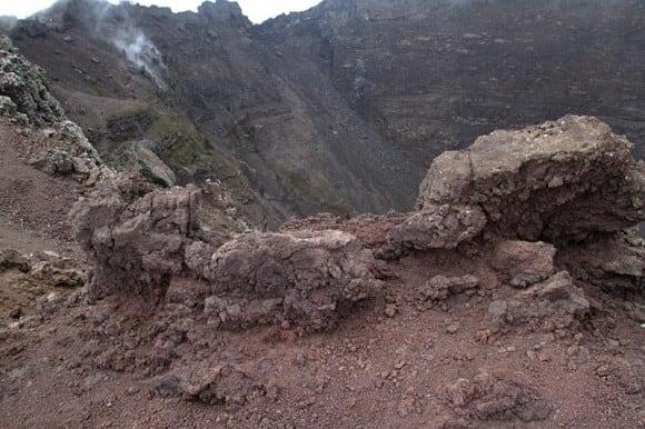 Rim of Vesuvius