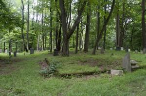 Herbert Cemetery in Doodletown