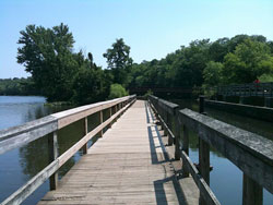 Delaware and Raritan Canal Towpath