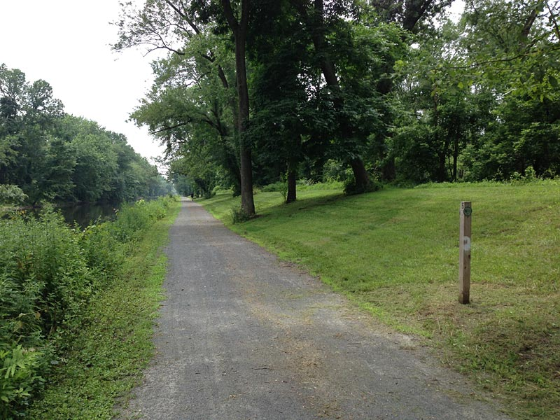 D&R Canal Towpath