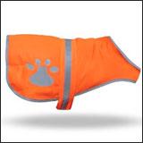 Orange Dog Vest