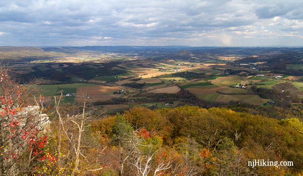 Pinnacle and the Pulpit – Appalachian Trail