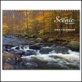 Scenic NJ Calendar