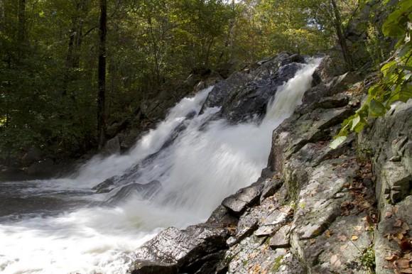 Chikahoki Falls