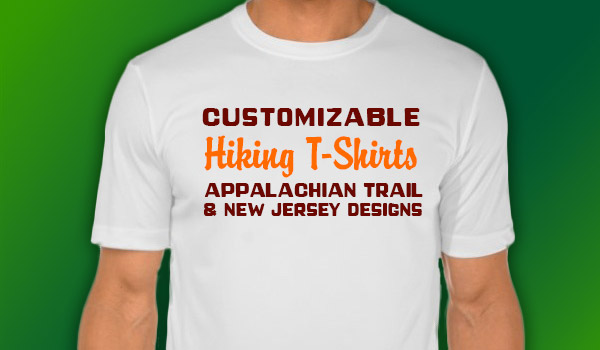 Customizable Hiking Shirts