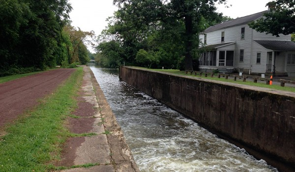 D&R Canal – Rocky Hill to 10 Mile Lock