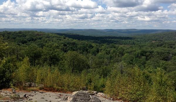 Harriman S.P. – Black Rock and Hogencamp Mountain