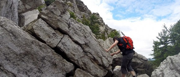 The Gunks Overnighter: Sam's Point and Bonticou Crag