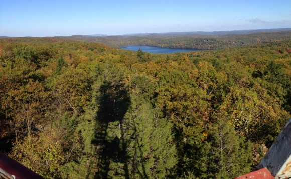 View from Sterling Fire Tower