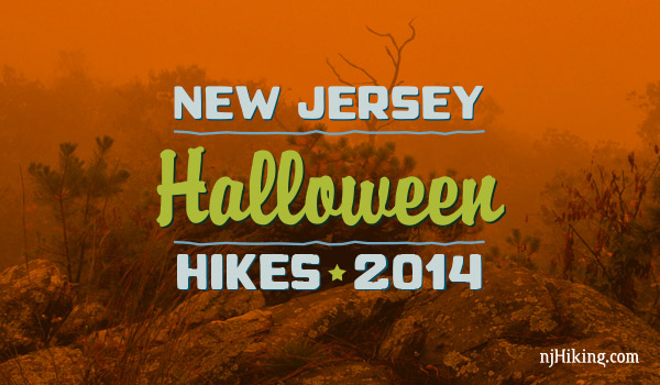 Halloween Hikes in New Jersey – 2014