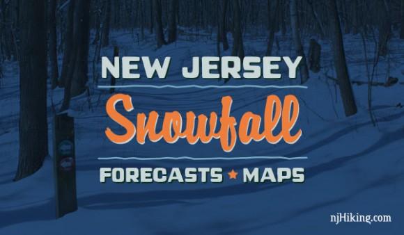 NJ Snowfall
