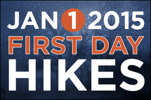 First Day Hikes 2015