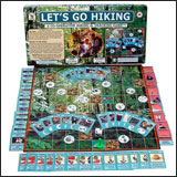 Let's Go Hiking Game