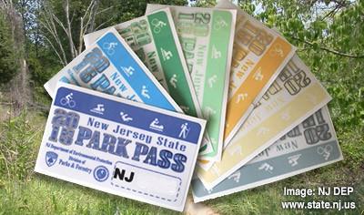 NJ State Park Pass