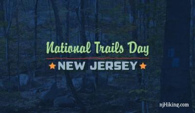 National Trails Day NJ