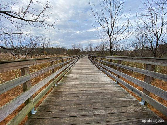 Reservoir Loop bridge