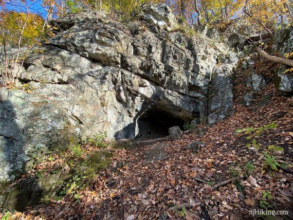 Jenny Jump Cave