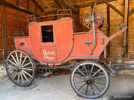 Batsto carriage