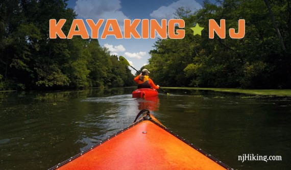 Kayaking NJ