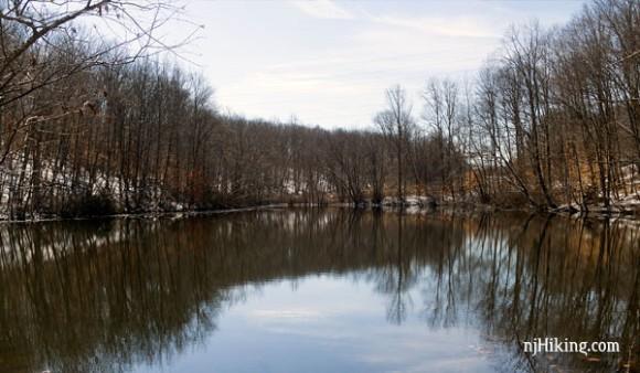 Perrineville Lake Park