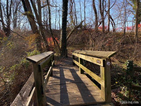 Tatum Park bridge