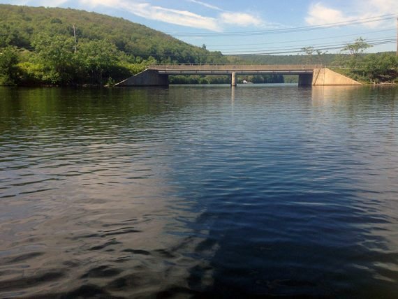 Rt 511 Bridge over Monksville Reservoir