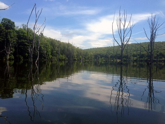North section of Monksville Reservoir