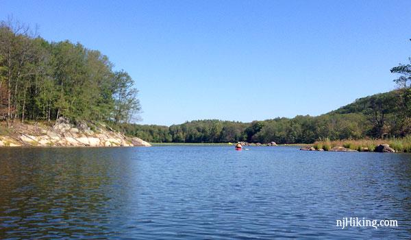 Splitrock Reservoir Kayak
