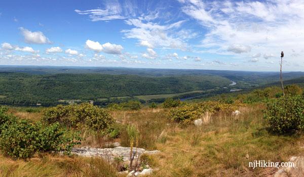 Appalachian Trail – Sunfish Pond to Raccoon Ridge