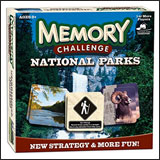 Memory Challenge: National Parks