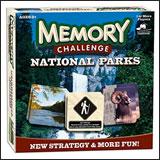 Memory Challenge: National Parks