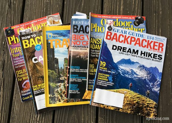 Best Hiking and Outdoor Magazines