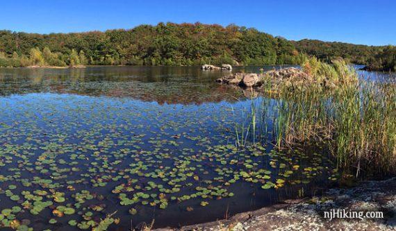 Apshawa Preserve Butler Reservoir