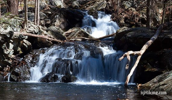 Apshawa Preserve Waterfall