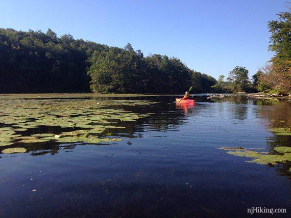 Wawayanda Lake Kayak | njHiking com