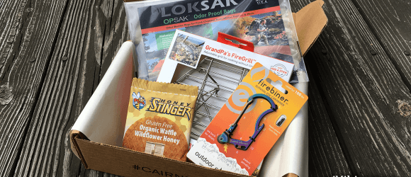 Cairn Subscription Box for August 2017