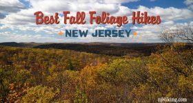 Best Fall Hikes NJ