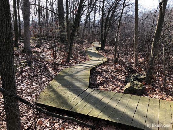 Tenafly Nature Center and Lost Brook Preserve